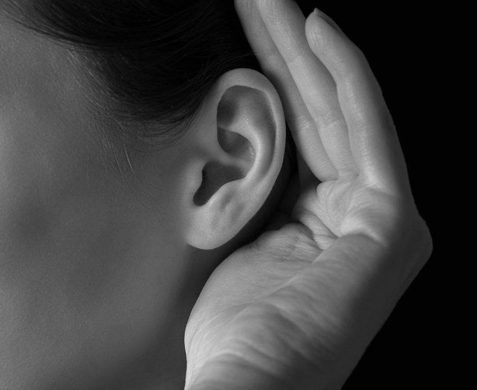 Des oreilles pour entendre